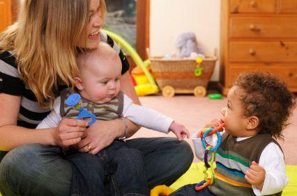 Garderie  assistante maternelle