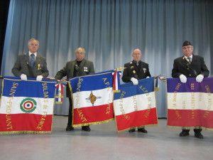 UNC AFN S de F. Ech drapeau UNC AFN 08-11-14