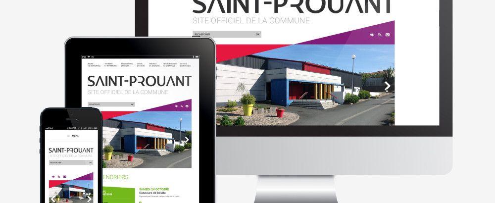 Maquette site Creasit SP2