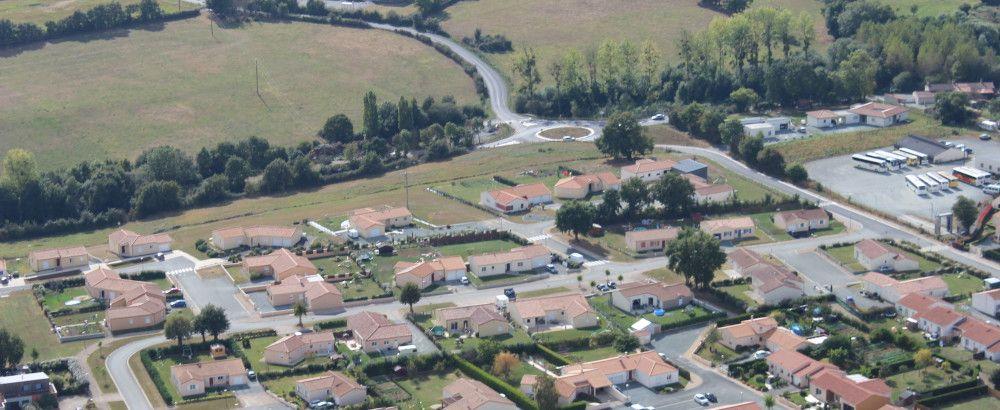 Vue aérienne avec centre de tri - IMG_0138